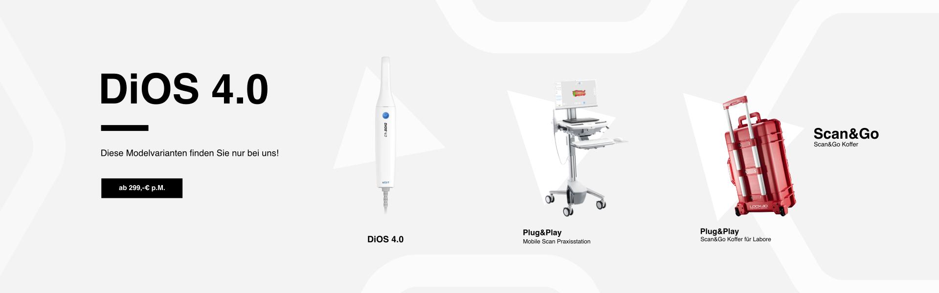 DiOS 4.0 Medit i500