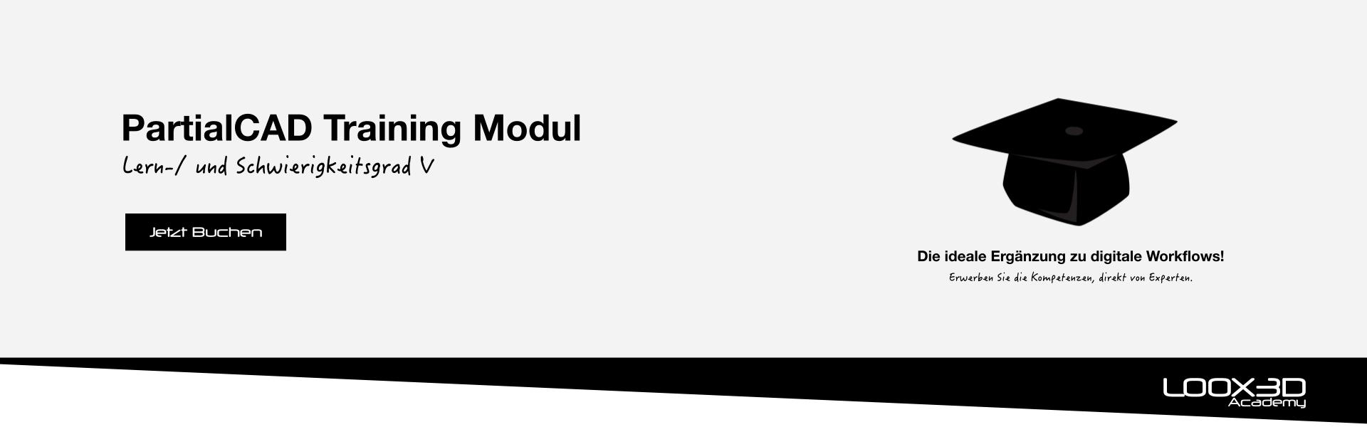 exocad PartialCAD Training Modul 4
