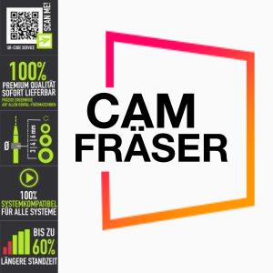 CAD/CAM Dentalfräser